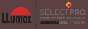 Llumar-Select-Pro-Logo