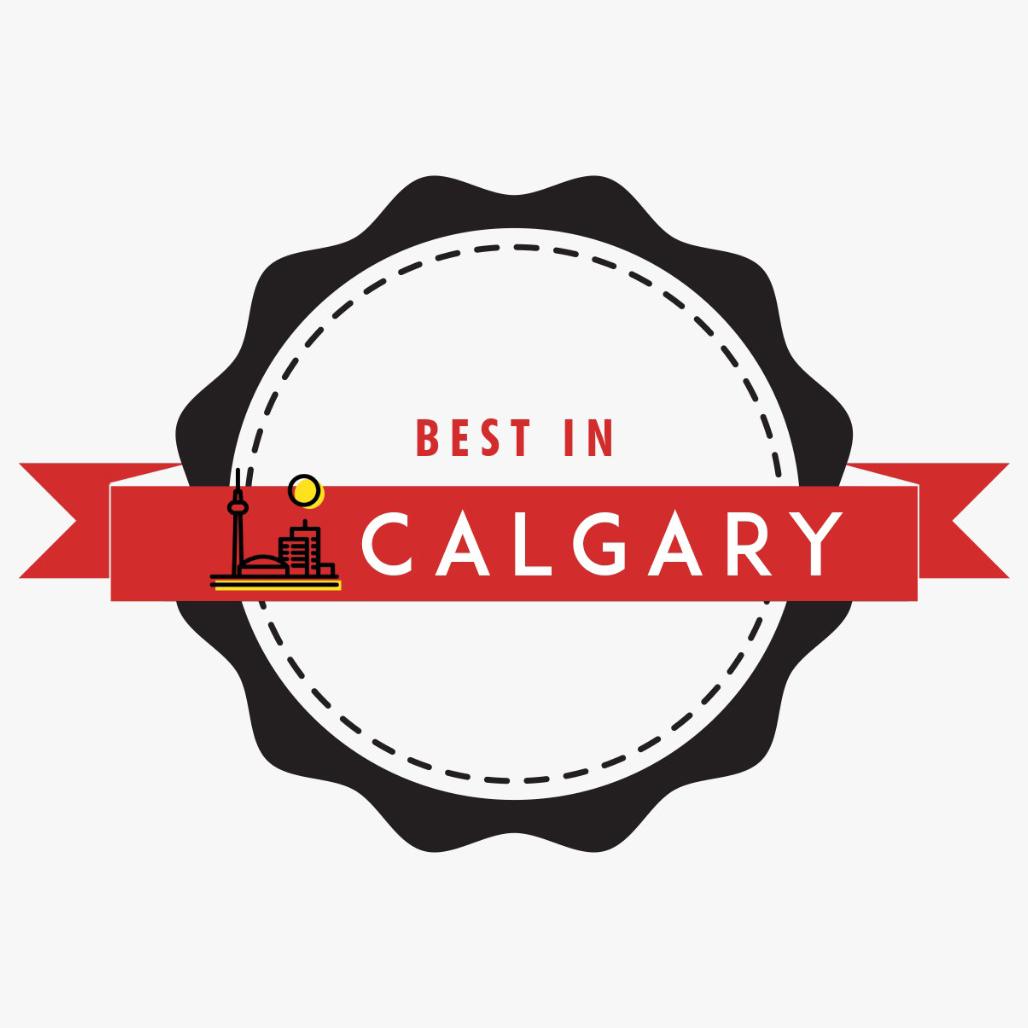 Best in Calgary Badge