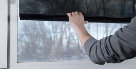 Solar Screen vs. Window film